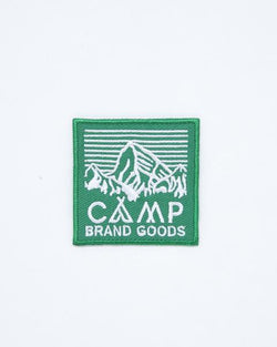 CBG HERITAGE PATCH - GREEN