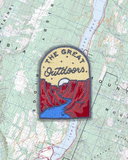 CBG CANYON PATCH