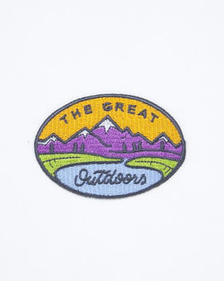CBG MOUNTAIN PATCH