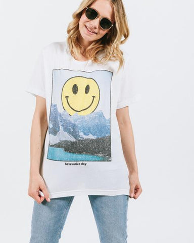 CBG HAVE A NICE DAY T-SHIRT