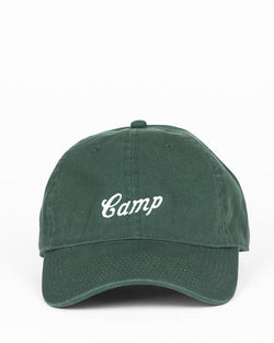 CBG CURSIVE DAD HAT - FOREST