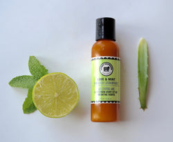 Lime Spearmint Hand & Body Travel Lotion