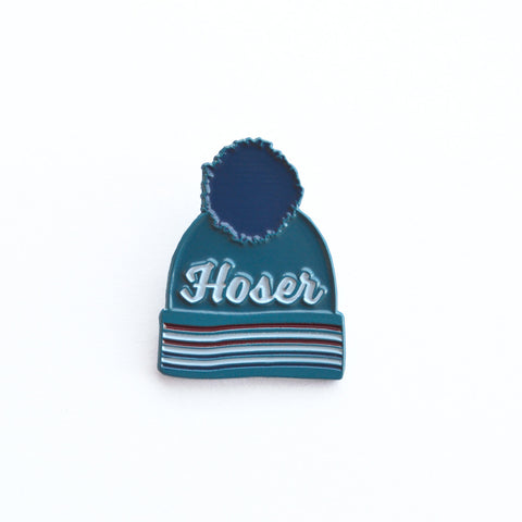 Hoser Toque Pin