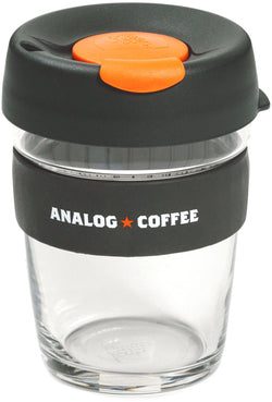 Analog Coffee Cup