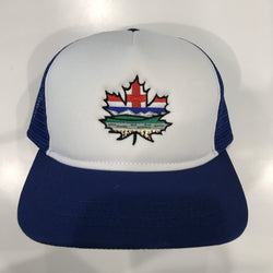 Alberta Maple Leaf Trucker