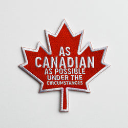 As Canadian As Patch
