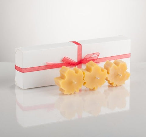 Maple Leaf Trio Gift Set