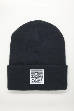 CBG HERITAGE TOQUE - BLACK