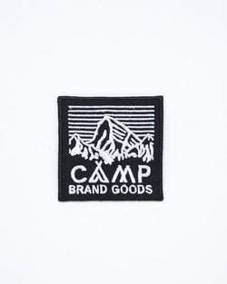 CBG HERITAGE PATCH - BLACK