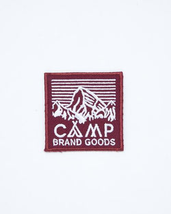 CBG HERITAGE PATCH - MAROON