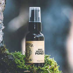 Rocky Mountain Pioneer Argan Beard Oil
