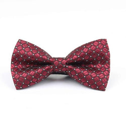 Celebration Bowtie - Crazy Red