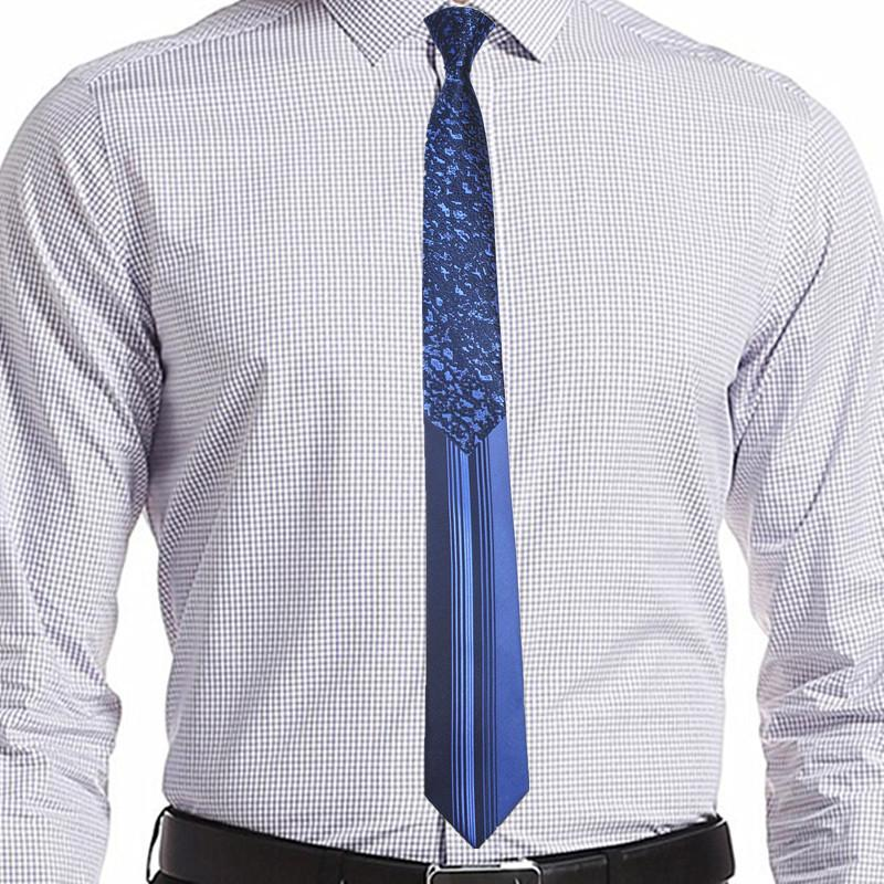 Singularity Tie - Light Blue
