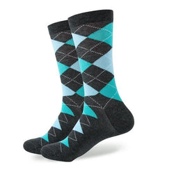 Business Socks - Turquoise