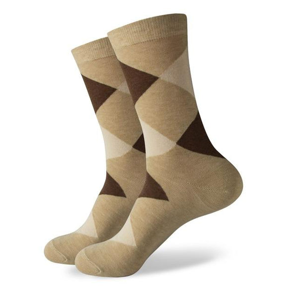 Business Socks - Cream