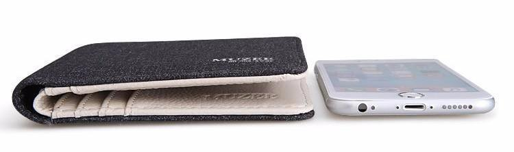Authentic Wallet - Black