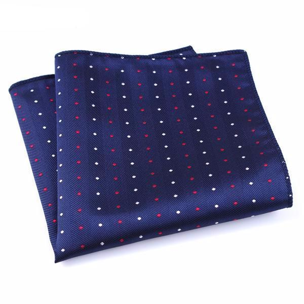 Formal Pocket Squares - Polka Dot