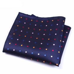 Formal Pocket Squares - Fireworks