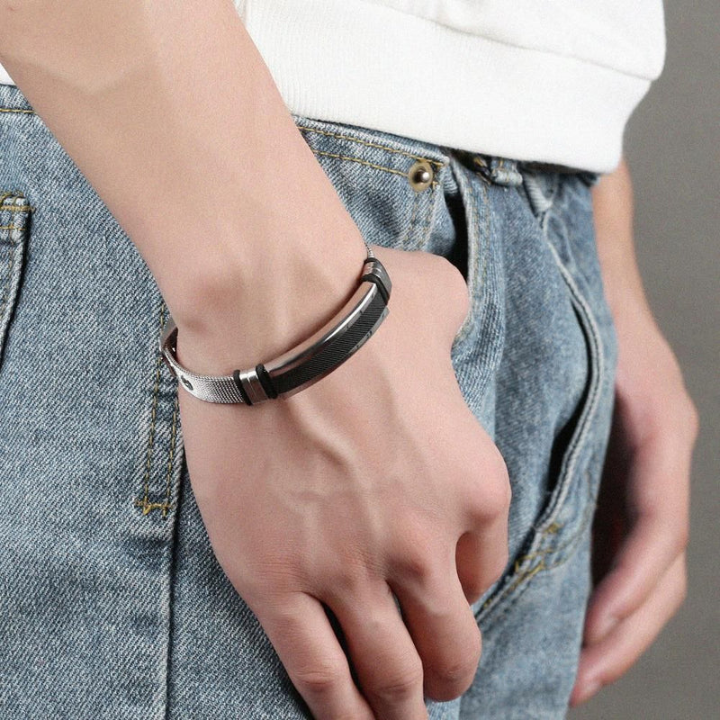 Fashion Lover Bracelet  - Black