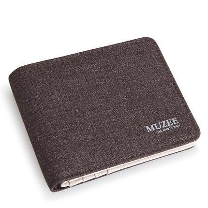 Authentic Wallet - Coffee