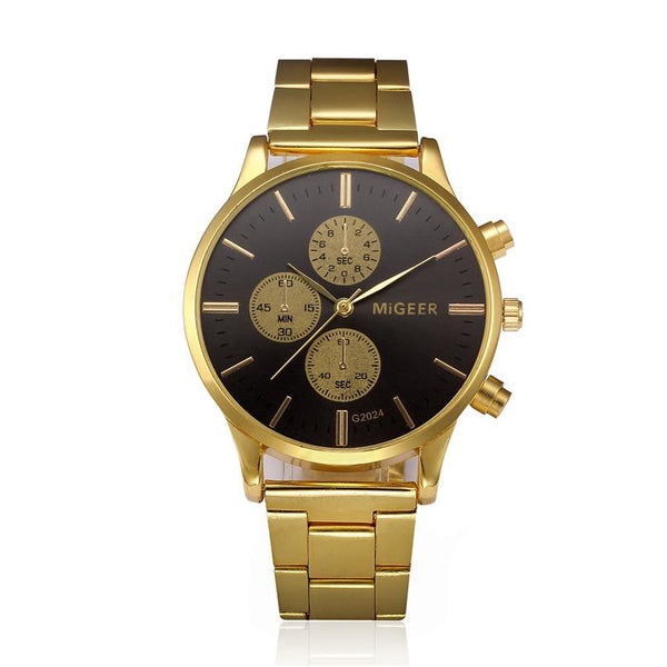 Pot of Gold Watch - Black
