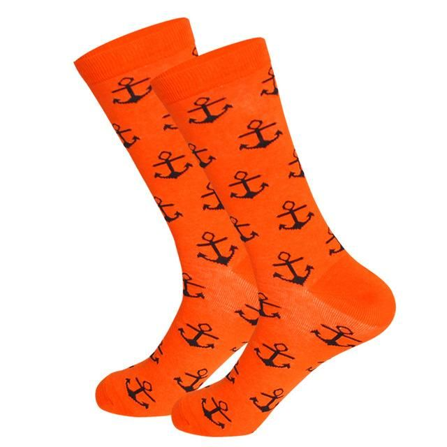 Extravaganza Socks - Red Sea Lover
