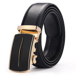 Supremacy Belt - Gold/Black
