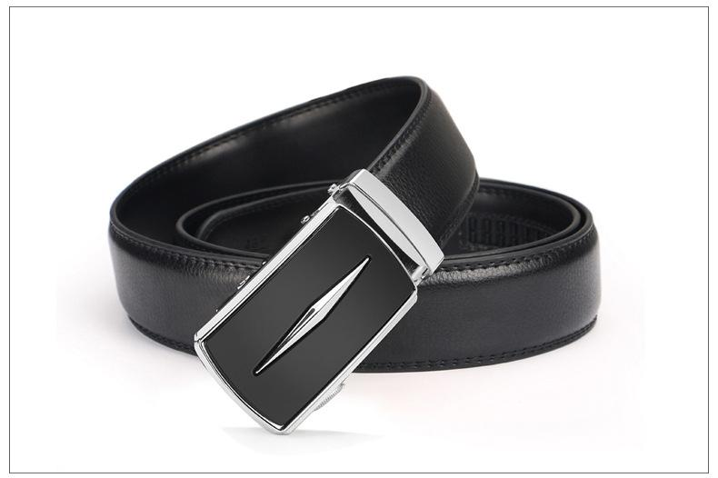 Supremacy Belt - Silver/Black