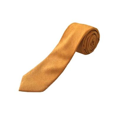 Cashmere Tie - Yellow