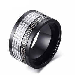 Black Majestic Ring