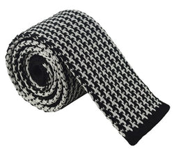 Knit Neckties-Monochrome