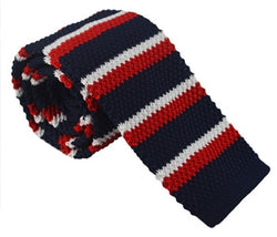 Knit Neckties-The American