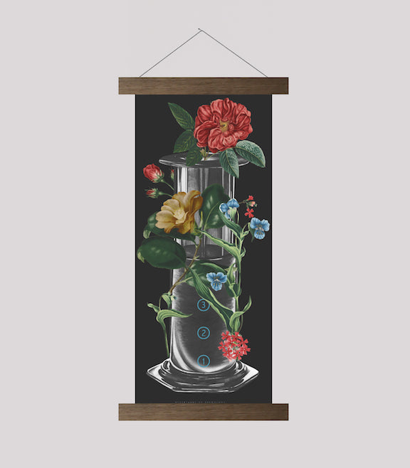 Bloom Series - Aeropress