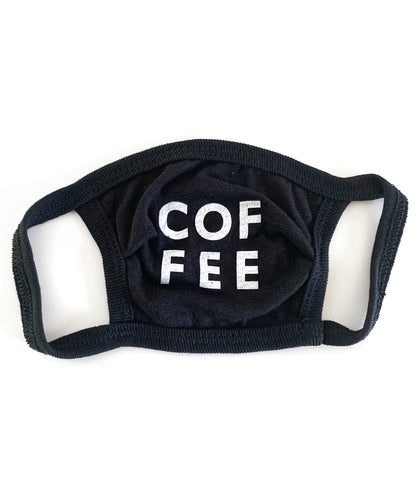 Coffee Face Mask (Black)
