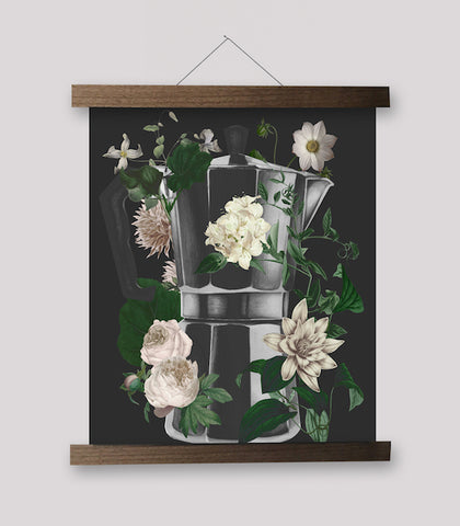 Bloom Series - Moka Pot