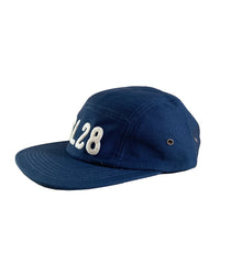 Navy Blue SL28 5 panel hat