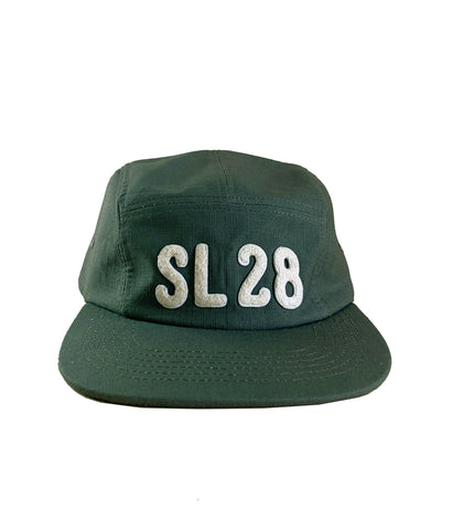 Olive Green SL28 5 panel hat
