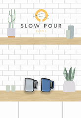 Manufacturer Pin Series - Slow Pour Pitcher