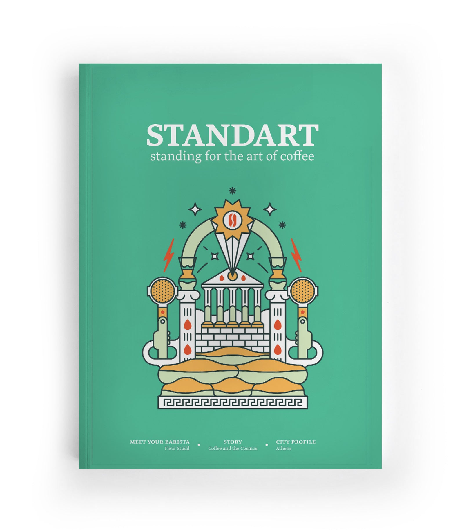 STANDART MAGAZINE - issue no. 12