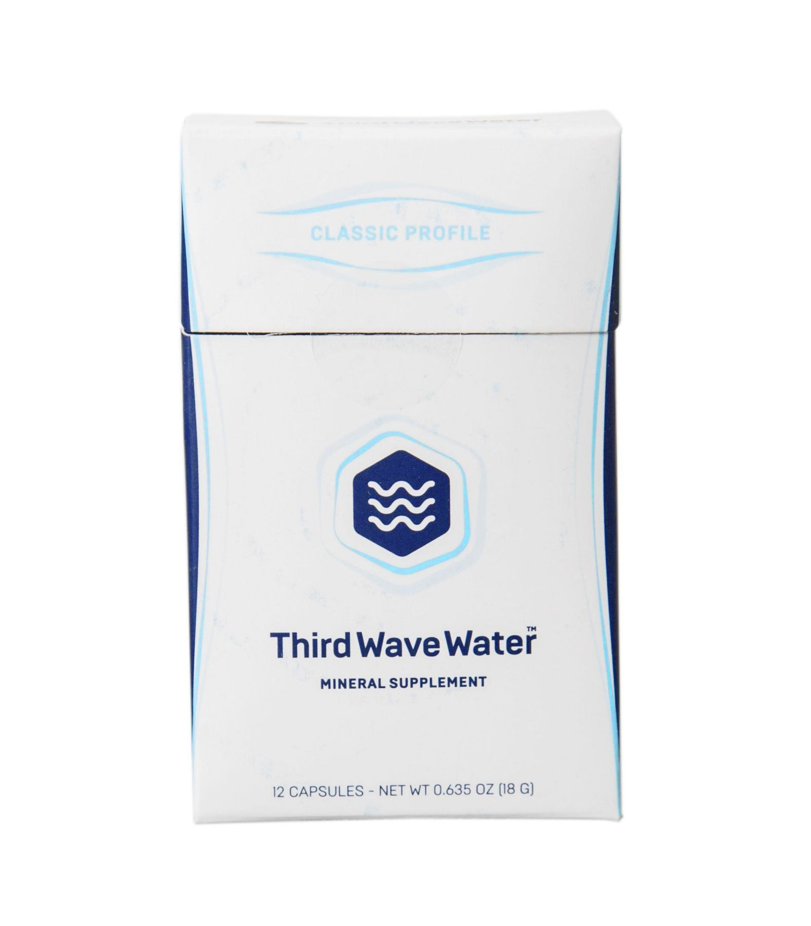 Third Wave Water - Classic Profile (12) One Gallon Sticks