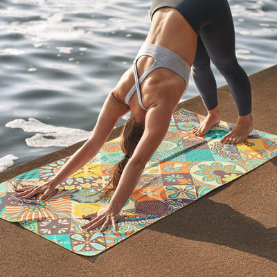 Tesalate - Awakening Beach Towel