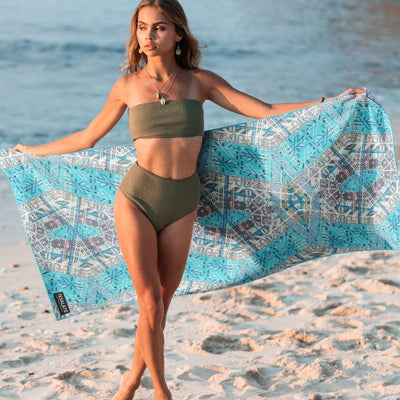 Tesalate - Saltwater Beach Towel