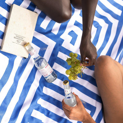 Tesalate - The Swell - Towel for Two Beach Towel