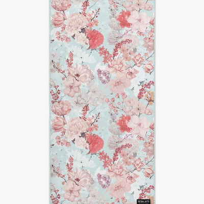 Tesalate - Vintage Rose Beach Towel