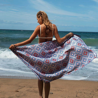 Beach Towel - Casablanca