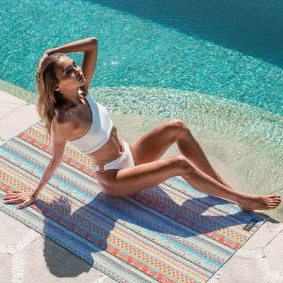 Tesalate - Cool & Calm Beach Towel