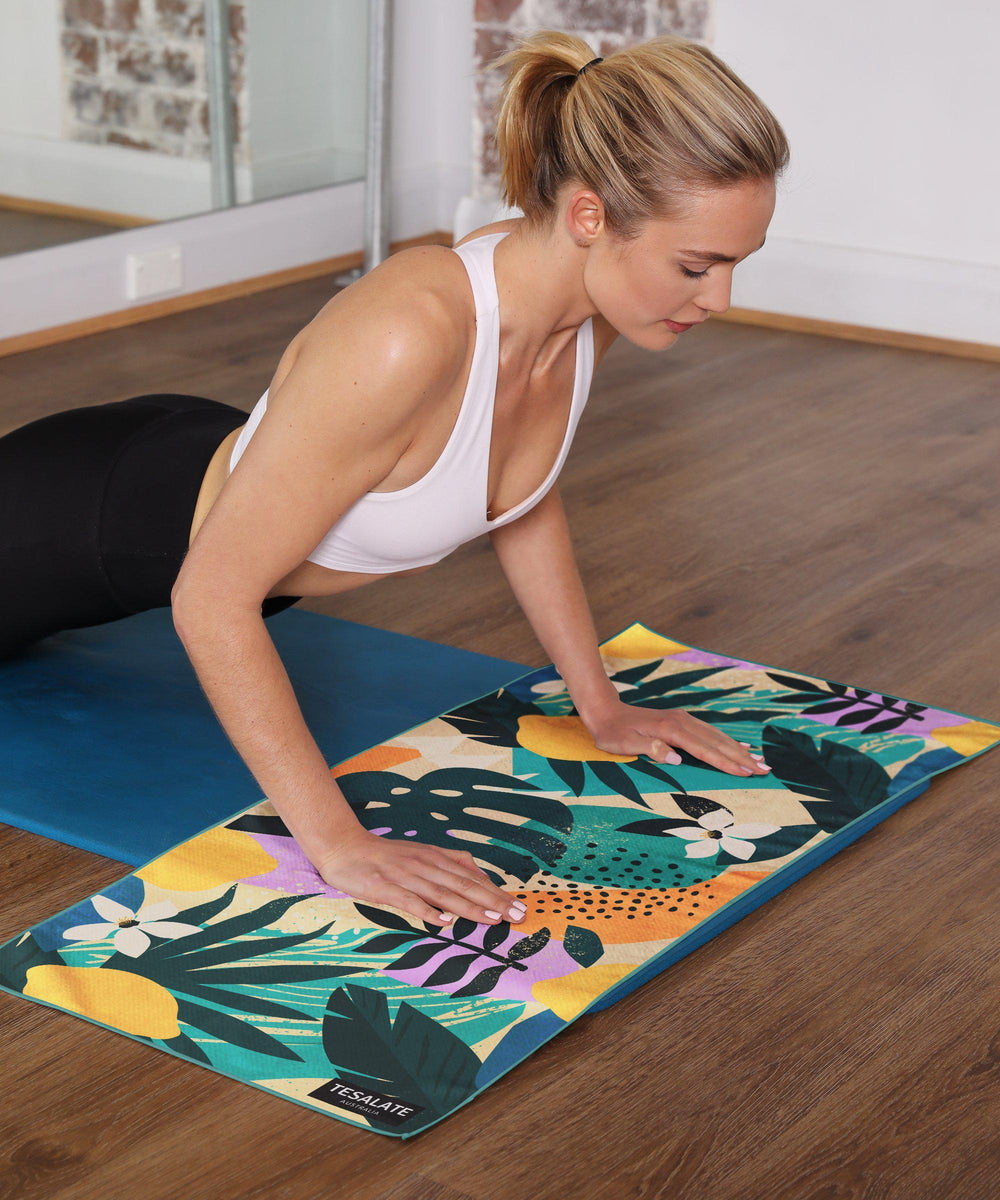 Tesalate Oasis Workout Towel