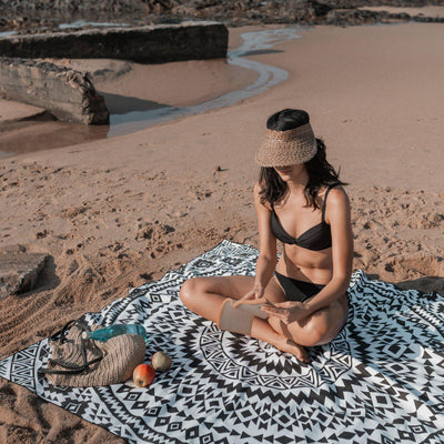 Tesalate - Phoenix - Towel for Two Beach Towel