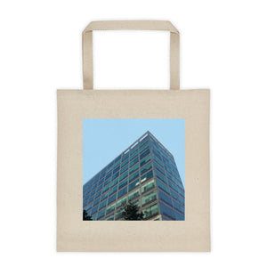 Commonwealth Building Landmarks Tote Bag - Large