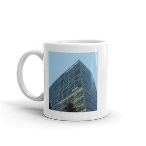 Commonwealth Building Landmarks Mug